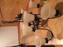 8 pendant hanging kitchen light fixture in Plainfield, Illinois