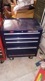 Craftsman 4 Drawer Easy Glide Toolbox in The Woodlands, Texas