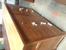 Brand new 7 piece solid wood Queen bedroom set in Camp Pendleton, California