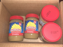 Sunflower Butter in Byron, Georgia