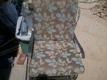 Highback Patio Chair Cushions in Yucca Valley, California