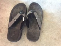 Like new girl's size 2-3 sandals in Yorkville, Illinois