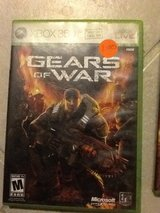 Xbox 360 games gears of war series in 29 Palms, California