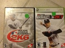 Xbox 360 baseball games in 29 Palms, California