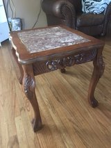 marble Top End Table in Fairfield, California