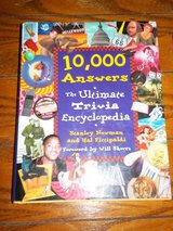 10,000 Answers The Ultimate Trivia Encyclopedia in Lawton, Oklahoma