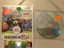 Wii madden games in 29 Palms, California