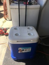 Like new cooler in Travis AFB, California