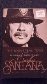 The Universal Tone By Carlos Santana in Lawton, Oklahoma