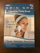 NIB Spin Spa Cleansing Facial Brush in Joliet, Illinois