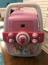 Disney Princess CD Player in Bolingbrook, Illinois
