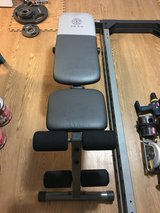 Golds Gym XR 5.9 Incline Bench in Fort Riley, Kansas