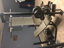 Weider work out bench Pro 340 in Beaufort, South Carolina
