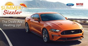 The Summer Sizzler Sales Event has heated up at Military AutoSource! in Geilenkirchen, GE