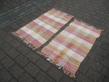 soft rugs (2) in Ramstein, Germany
