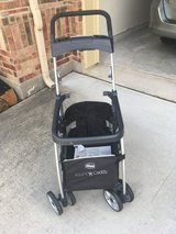 Chico keyfit caddy frame stroller in The Woodlands, Texas