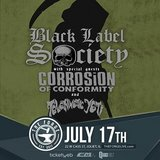 Black Label Society General Admission in Plainfield, Illinois