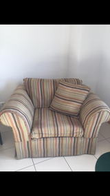 Overstuffed Chair in Ramstein, Germany
