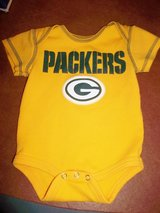 Green Bay Packer Onesie in Brookfield, Wisconsin
