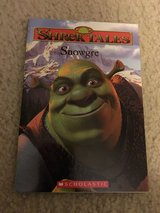 NEW Shrek Tales Snowgre book in Camp Lejeune, North Carolina