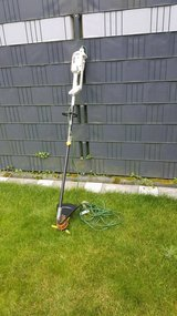Weed Eater with Extension Cord 110V in Ramstein, Germany