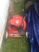 Lawn mower- pull cord broke in Cleveland, Texas