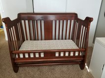 3-in-1 Convertible crib in Vacaville, California