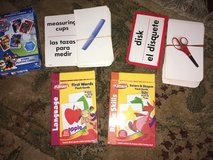 Flash cards in Glendale Heights, Illinois
