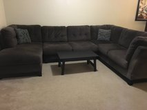 3 Piece Sectional Sofa in Norfolk, Virginia