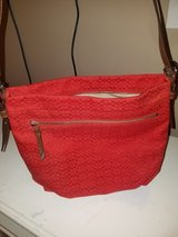 Women's Red Coach Purse in Fort Campbell, Kentucky