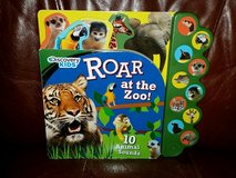 *Brand New* Discovery Kids Roar at the Zoo Sound Book in Houston, Texas