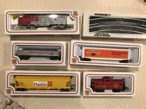 Large lot Tyco & Bachmann trains & slot cars in Aurora, Illinois
