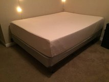 Queen Box & Bed Frame in Travis AFB, California