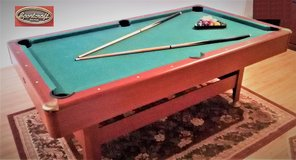 Sport craft pool table 7 ft.  like new in St. Charles, Illinois