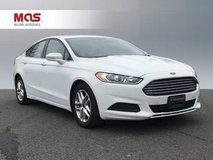 NEW LISTING CPO 2016 Ford Fusion SE 4D Sedan in Ansbach, Germany