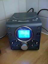 Cd radio in Lakenheath, UK