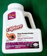 CAPTURE CARPET CLEANING POWDER in Bolingbrook, Illinois