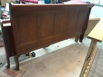 King Sleigh Bed in Elgin, Illinois