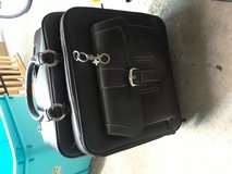 Leather Rolling Bag in Palatine, Illinois