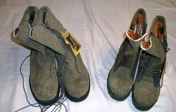NWT Two Pairs of Cortex Military Combat Boots in Alamogordo, New Mexico
