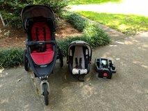 Graco Stroller and Car Seat in Warner Robins, Georgia