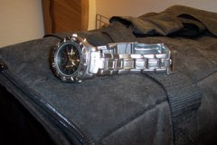 Men's titanium watch in Conroe, Texas