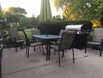 7 Piece Patio Set in Oswego, Illinois