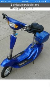 Freedom Electric Scooter in Glendale Heights, Illinois