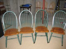 Kitchen Chairs , Solid Wood in Oswego, Illinois