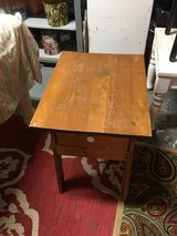 Small table 23 inches long 18 inches wide 22 inches tall in Conroe, Texas
