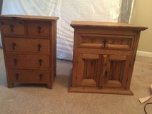 Rustic nightstands/tables in Bolingbrook, Illinois