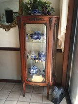Antique French China Cabinet in Rolla, Missouri