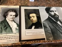 3 Classical composers print in Alamogordo, New Mexico