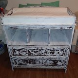 Shabby Chic Changing Table in Leesville, Louisiana